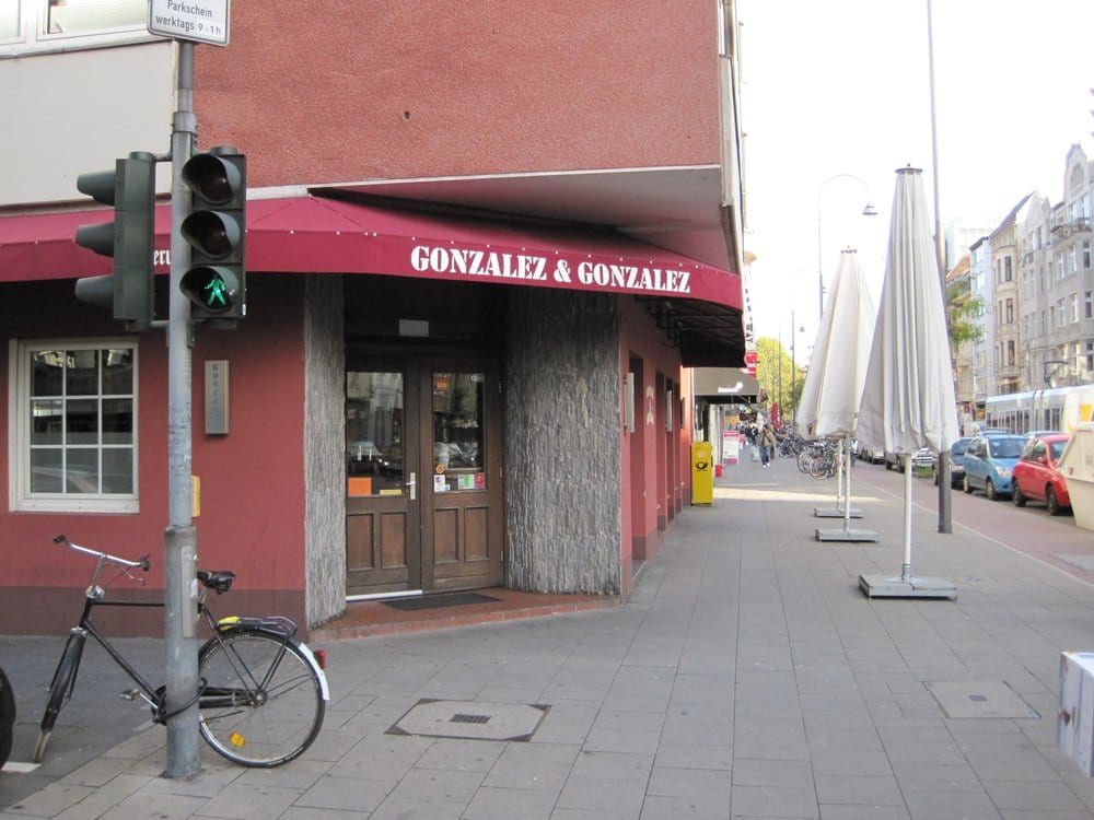 gonzalez gonzalez geschlossen mexikanisches restaurant belgisches viertel k ln. Black Bedroom Furniture Sets. Home Design Ideas