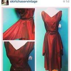 Skirt Chaser Vintage - Santa Rosa, CA, États-Unis. Follow us on Instagram @skirtchaservintage