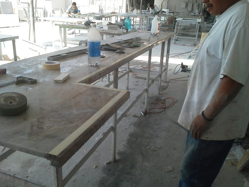 Custom Granite Fabrication | Yelp