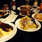 Brittany Cafe - French toast =) - Atlantic City, NJ, Vereinigte Staaten