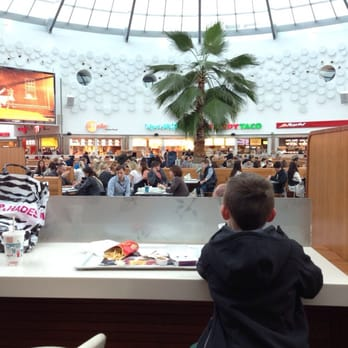 der food court