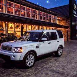 Land Rover San Antonio logo