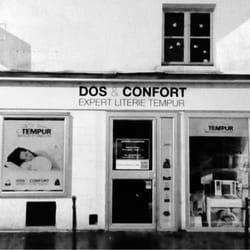 Professionnel du sommeil, Dos & Confort…