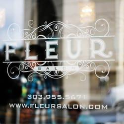 Fleur Salon logo