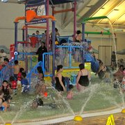 Silliman Activity And Family Aquatic Center Newark Ca United States Little Kiddie Side For