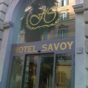 Hotel Savoy, Rome, Roma, Italy