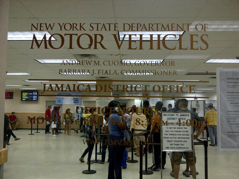 department of motor vehicles automotive jamaica