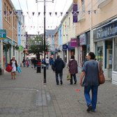Merlin's Walk Shopping Centre, Carmarthen