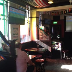 World Cup showing on the flat screen...