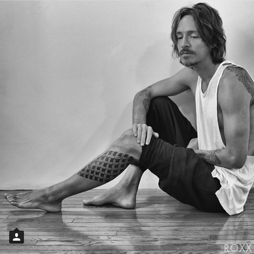 Brandon Boyd From Incubus Tattoo And Photograph By Roxx Yelp
