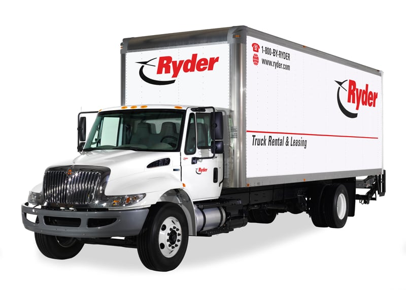 ryder truck rental and leasing truck rental northridge northridge ca reviews photos. Black Bedroom Furniture Sets. Home Design Ideas