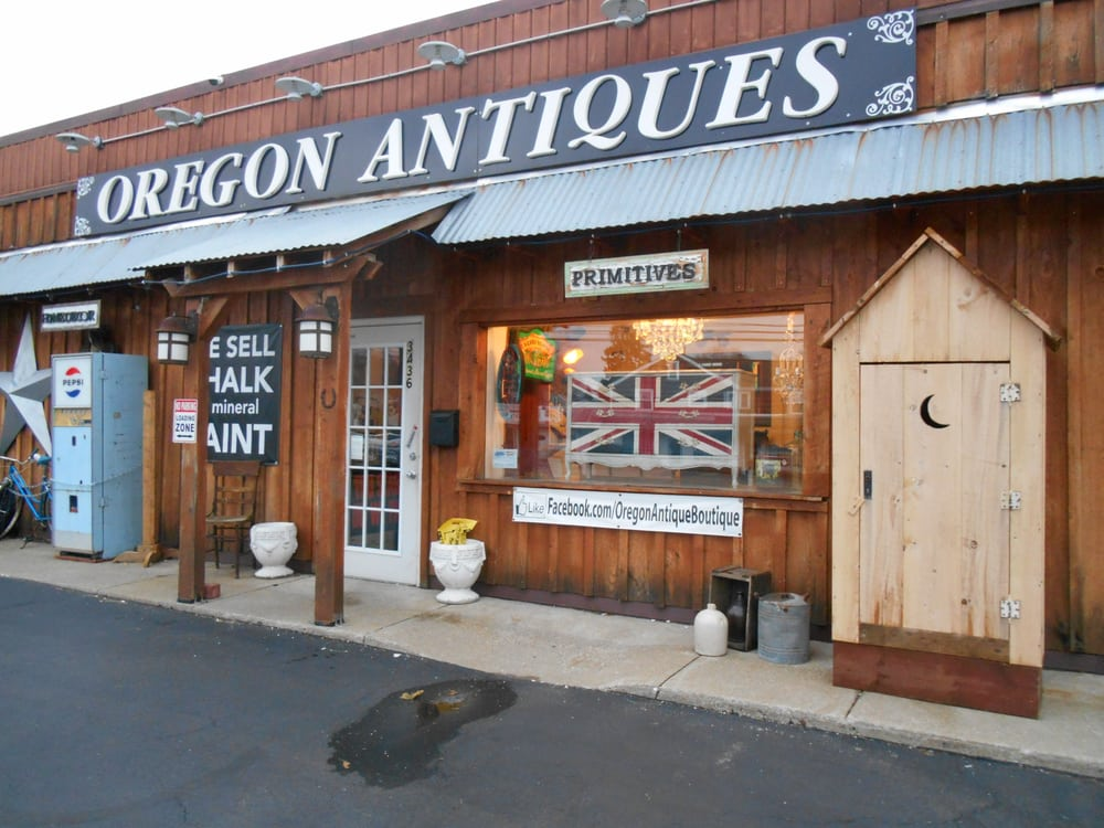 Oregon Antique Boutique Antiques Erie Pa Yelp