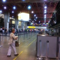 GRU Airport, Guarulhos - SP, Brazil