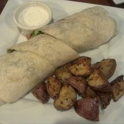 Cafe La Sera - Lamb Wrap - Chicago, IL, Vereinigte Staaten