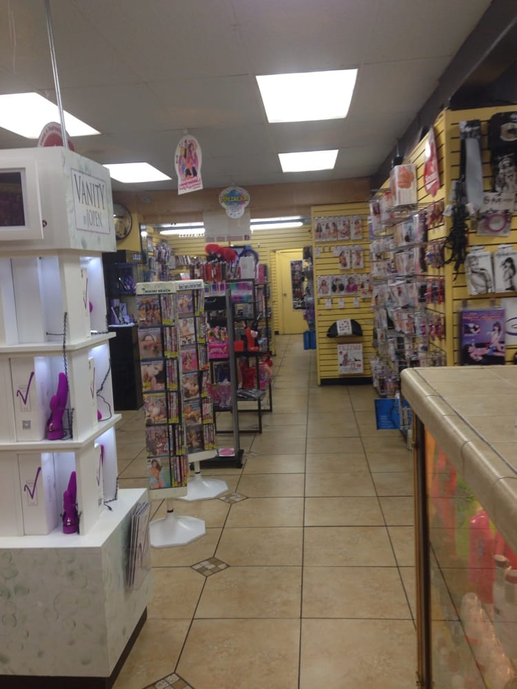 Adult video store review