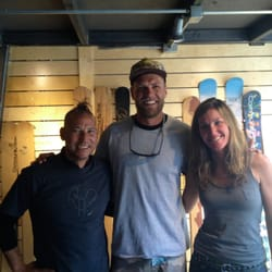 Community Skis - with Steven Nyman, USA ski team/world cup - Mammoth Lakes, CA, Vereinigte Staaten