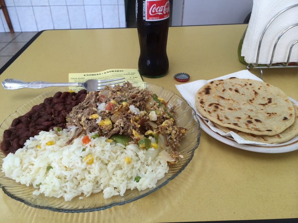 College Park (MD) United States  City pictures : Nellys Cafe College Park, MD, United States. Carne Deshilada ...