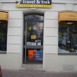 travel & trek, Fürth, Bayern, Germany