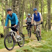 Mountain Biking - Just one of the 11 adventure activities available.