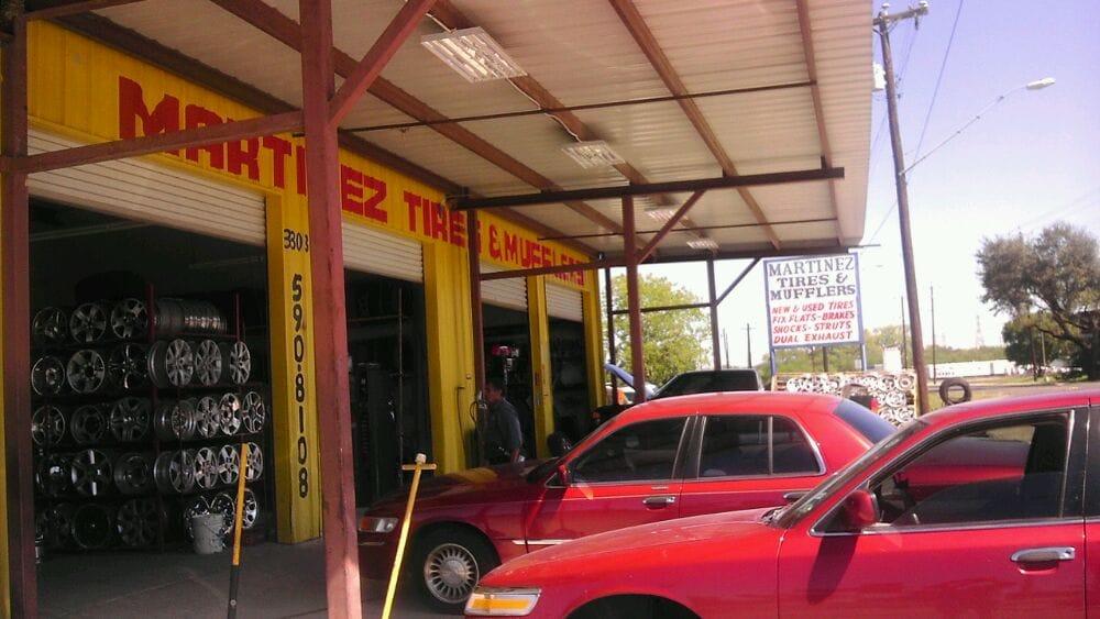 Tire Shop Martinez Tire Shop
