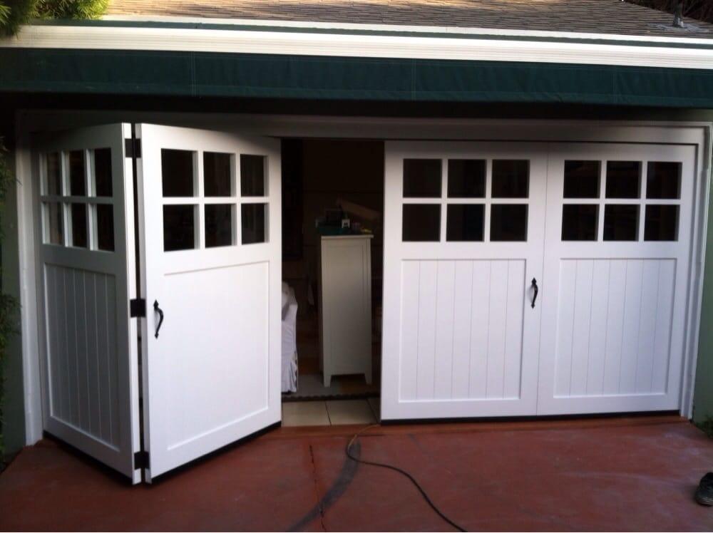 bi fold garage doors 1