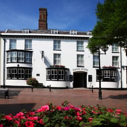 The Swan Hotel, Stafford, UK