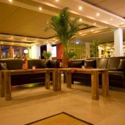 Blick in den Loungebereich
