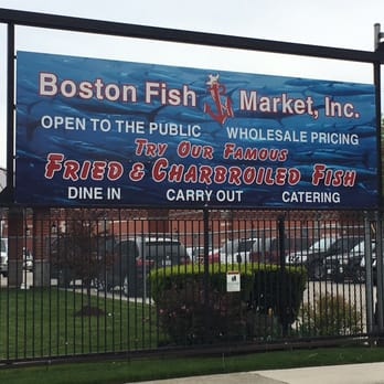 Boston fish market 682 photos 414 reviews seafood for Boston fish market des plaines illinois