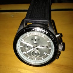 Uhr mit neuen Armband abgeholt