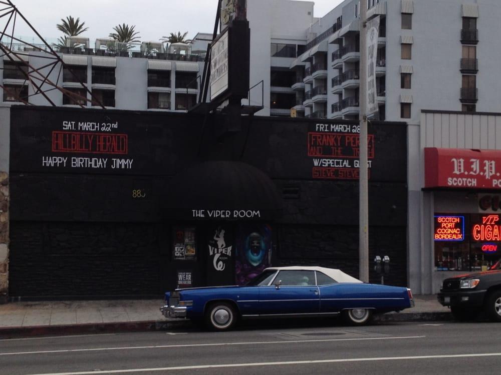 Viper Room 8852 W Sunset Blvd West Hollywood, CA Night ...
