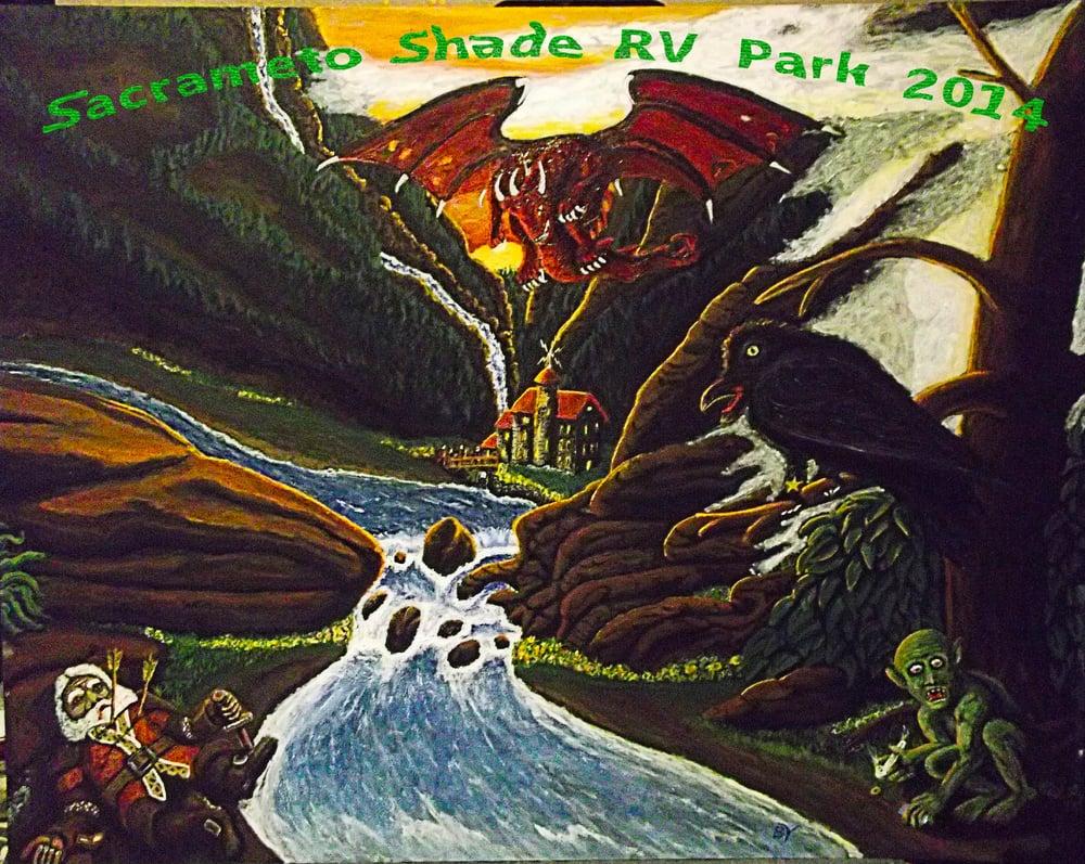 Sacramento Shade Rv Park Rv Parks Arden Arcade