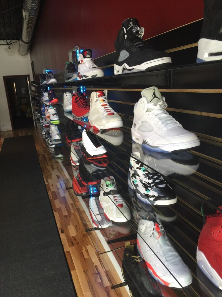 Consignment Shoe Stores In Chicago