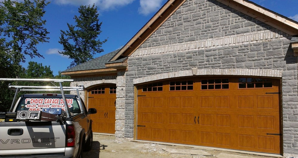 1st choice garage doors garage door services