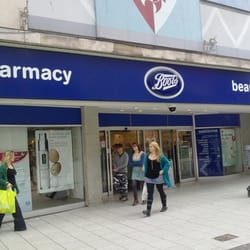 Boots, Cardiff