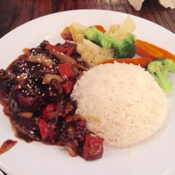 The Chennai Club - Sesame lamb - San Mateo, CA, United States