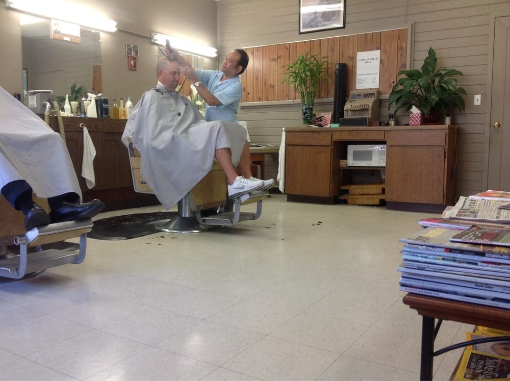 Barber Shop Palo Alto : California Barber Shop - Barbers - Palo Alto, CA - Yelp