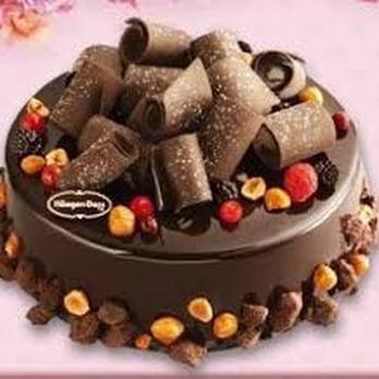 Haagen Dazs Birthday Cake Hong Kong