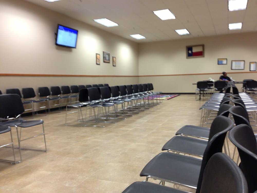 Waiting Area Yelp