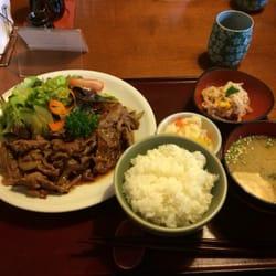 Rindfleisch Teriyaki. Sehr lecker!