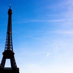 Eiffel Tower January 2012