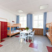Beispiel Achtbettzimmer