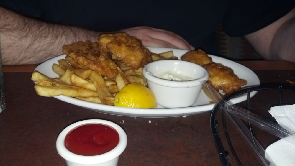 Salmon and chips yelp for Mcgrath s fish house coupons