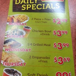 Whether Pollo Campero is your favorite restaurant or you've been meaning to give it a try, these 2 coupons will make sure you get a great deal on your meal. You'll find all of the latest offers available in December, with new coupons being added all the time. Pollo Campero has your favorite Latin flavors.