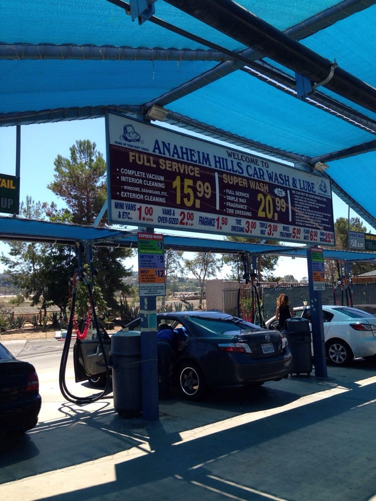 Anaheim Car Wash Anaheim Ca