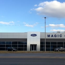 Magic City Ford Lincoln Car Dealers Roanoke Va