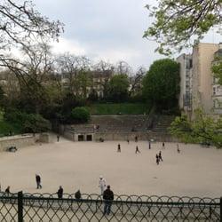 Arènes de Lutèce, Paris
