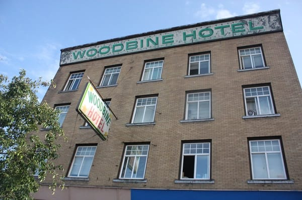 Woodbine Hotel Vancouver