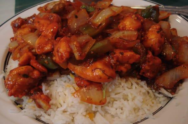 Situl Indian Restaurant - Indo Chinese Garlic Chicken - Charlotte, NC ...