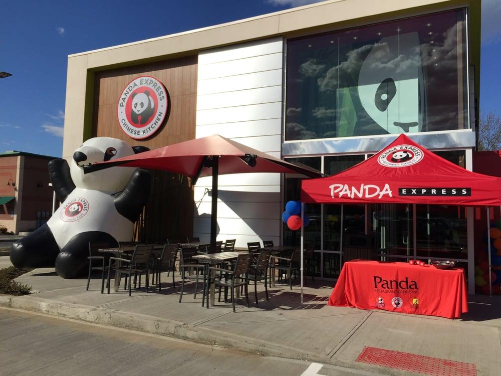 review panda express