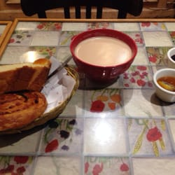Basic breakfast (and the cheapest ).…